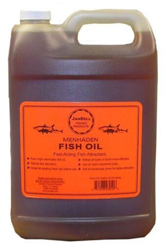 MENHADEN OIL (ONE GALLON)