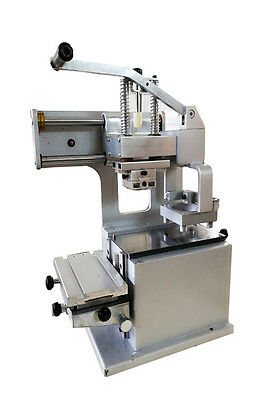1 Color Pad Printing Machine With 2.76 Oil Cup Print Date Diy Logo Brand New