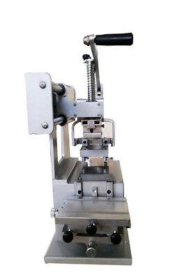 Top-grade Manual Pad Printing Machine for Pen Ball Label PVC Mug DIY Gift Logo for sale  Rancho Cucamonga