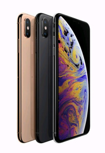 IPHONE XS MAX 64 GIG GOLD UNLOCKED