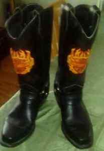 Harley Davidson Women's Boots  Size 7.5