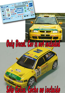 Decal-1-43-Antonio-Ortega-SEAT-IBIZA-KIT-CAR-Rally-El-Corte-Ingles-1998