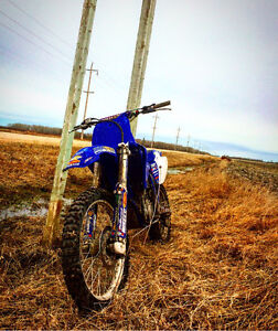 Looking for YZ400F
