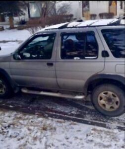 1997 Nissan Pathfinder 4x4 - needs tranny repair