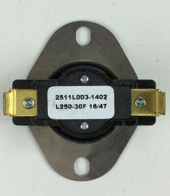 Winston Industries Ps2199 T-stat Hi Limit Fan Model Cvap