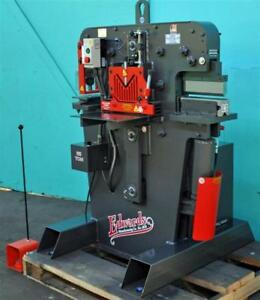 Edwards 55 Ton Ironworker