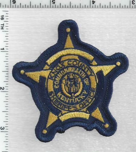 Knox County Sheriff  (Tennessee) 1st Issue Cap/Hat Patch