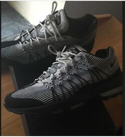 Nike air max 95 ultra se black and white size 8 (42)
