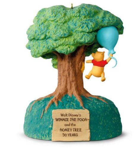 Hallmark 2016 Winnie the Pooh and the Honey Tree - 50th Ann. -NIB- FREE Shipping
