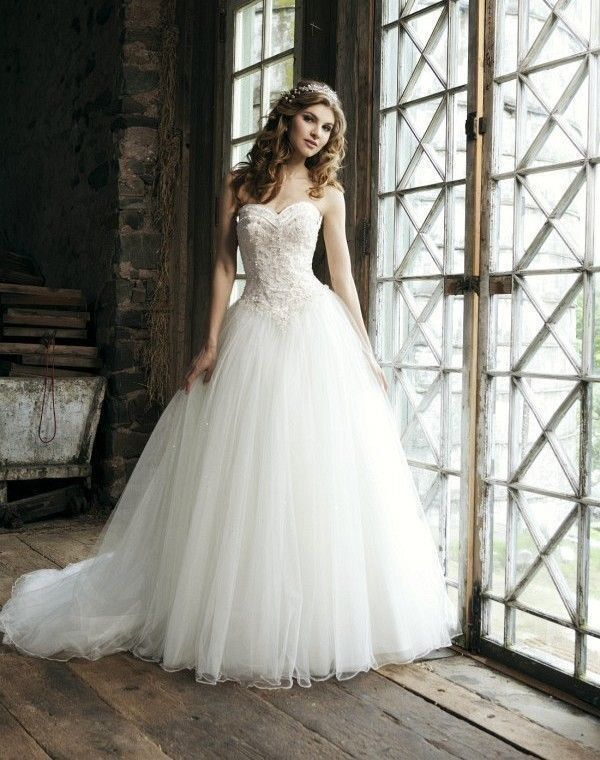 Wedding Dress For Hourglass Figure | Wedding Gallery
