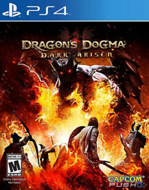 Dragon's Dogma: Dark Arisen | PS4 game