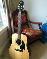 Guitar for sale, like new