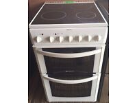 Refurbished hotpoint ew52 electric cooker-3 months guarantee!