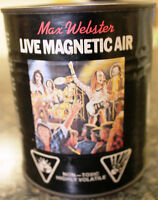 Max Webster Live Magnetic Air!