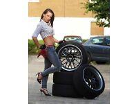 "BMW 18"" BBS Deep dish rims, alloy wheels - Style 42 RARE!"