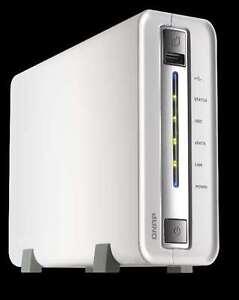 QNAP TS-112 NAS Network Attached Storage