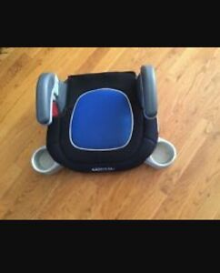 GRACO BABY BOOSTER SEAT