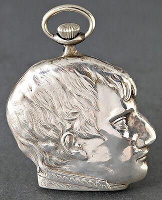 """OMEGA TASCHENUHR """"NAPOLEON"""" in Silber von 1925 - Limitiert auf 10 Stück  Rarität"""