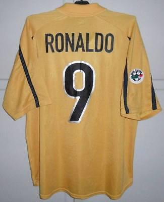 maglia Inter Ronaldo 1999 2000 Nike shirt Pirelli player issue worn jersey M  tweedehands  verschepen naar Netherlands