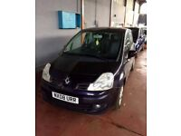 BREAKING 2008 RENAULT MODUS 1.5DCI IN PURPLE