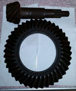 Ring and Pinion for GM 10-Bolt Differential, 4.56:1 -NEVER USED