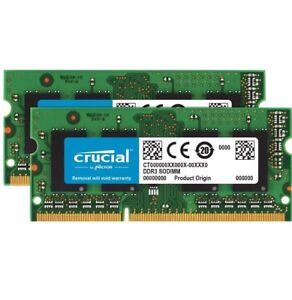 Speed up your computer! With 8GB RAM
