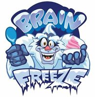 Brain Freeze - PT Staff Positions - students welcome!