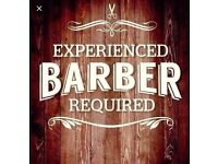1 barber and 1 ladies stylist required