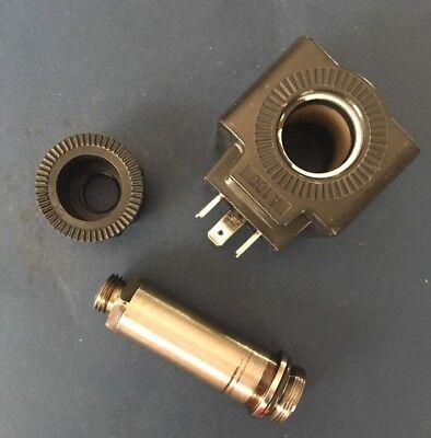 Mazak Coil Nut Assembly Ac 100v 400 Mazak Part G16tk00152d 4350