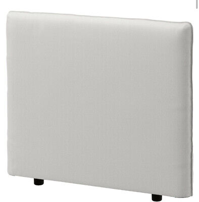 Ikea Vallentuna Cover For Back Rest Ramna Light Grey 100 X 80cm...