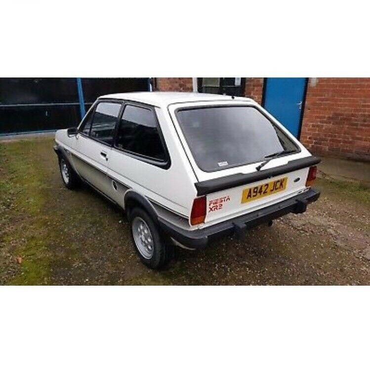 ford fiesta mk1 xr2 in chafford hundred essex gumtree. Black Bedroom Furniture Sets. Home Design Ideas