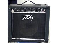 Electric guitar amp (Peavey Blazer 158)