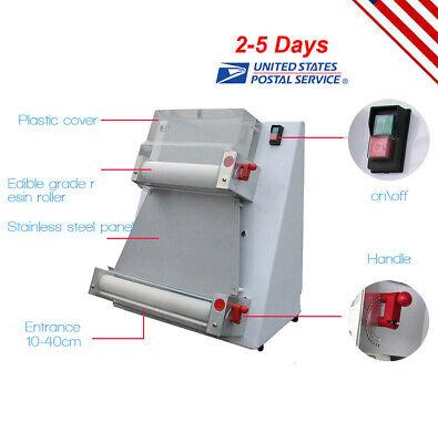 370w Automatic Pizza Dough Roller Sheeter Machine Pizza Making Machine 110v