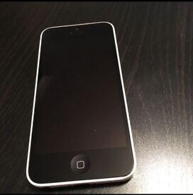 iPhone 5c 16GB - White - Unlocked