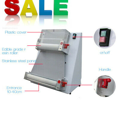 370w Automatic Pizza Dough Roller Sheeter Machinepizza Making Machine Household