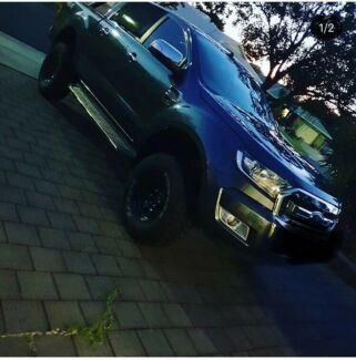 2015 Ford Ranger XLT MkII double cab sports Auto Mackay Mackay City Preview