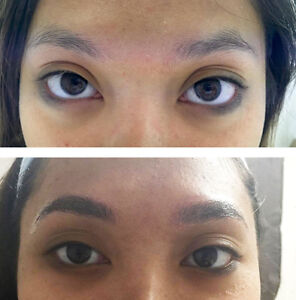 Microblading 400$ (Initial and Touchup Sessions) Kitchener / Waterloo Kitchener Area image 1
