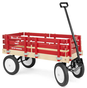 red wooden wagon kijiji free classifieds in ontario find a job buy a car find a house or. Black Bedroom Furniture Sets. Home Design Ideas