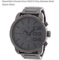 DIESEL WATCH - Brand new with tags and box!