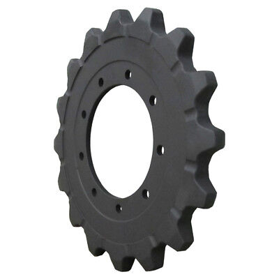 Prowler Takeuchi Tl130 Sprocket - Part 08801-66210 - 9 Bolt Hole 16 Teeth