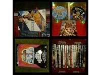 DVDs games box sets