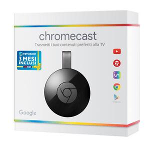 Google Chromecast -2 - Italia - L'oggetto può essere restituito - Italia