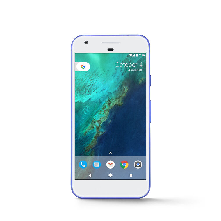 Google Pixel - 32GB - Really Blue (Unlocked) Smartphone