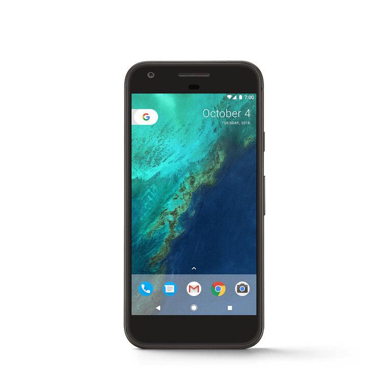 Google Pixel G-2PW4100 - 128GB - Quite Black (Unlocked) Smartphone