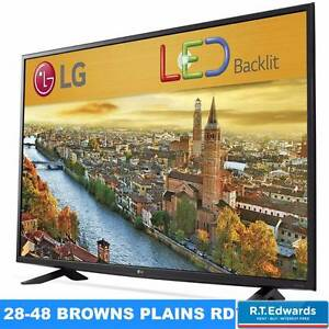 "NEW LG 43"" Full HD LED LCD TV - Ex Display with Full Warranty Browns Plains Logan Area Preview"