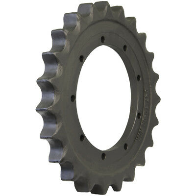 Prowler Takeuchi Tb138fr Sprocket - Part Number 04710-00600 - 9 Hole 23 Teeth