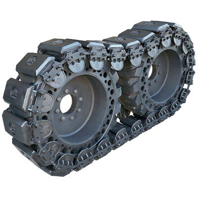 Prowler 10 Inch Stealth Rubber Skid Steer Over The Tire Tracks - Ott 10x16.5