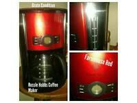 Russlle Hobbs digital coffee maker (£20)