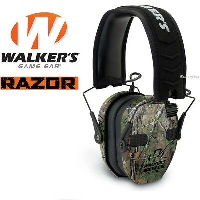 Walker/'s RAZOR Slim Ear Muffs PATRIOT 2X Flag Patches GWP-RSEMPAT-FDE FAST SHIP