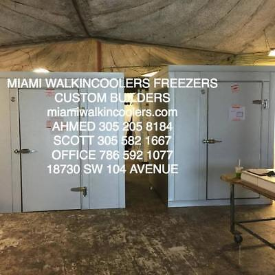6x8x74 Walkincooler By Miami Walk In Coolers.com Factoey Direct 2795.0